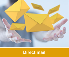 Copywriting direct mail