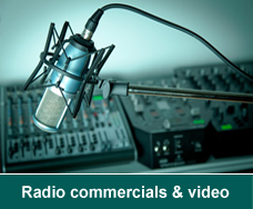 Copywriting radio video