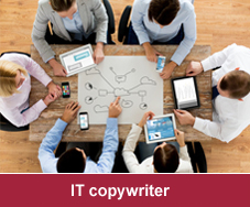 IT copywriting