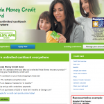 Asda Money website