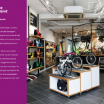 Brompton Junction - store guidelines