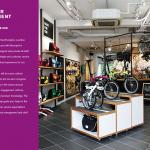 Brompton Junction - store guidelines