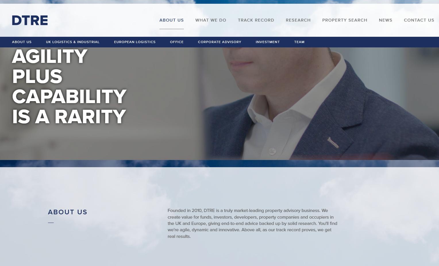 DTRE Property web copy