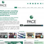 PACE Dimensions website