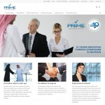 PRIME Instant Offices website