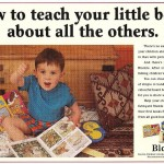 Blackie Publishing press ad