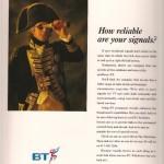 BT software press ad