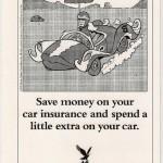 Eagle Star motor insurance 1