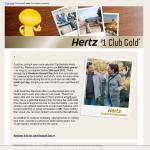 Hertz email