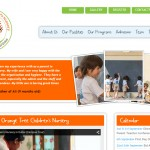 Orange Tree nursery website
