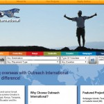 Outreach International website