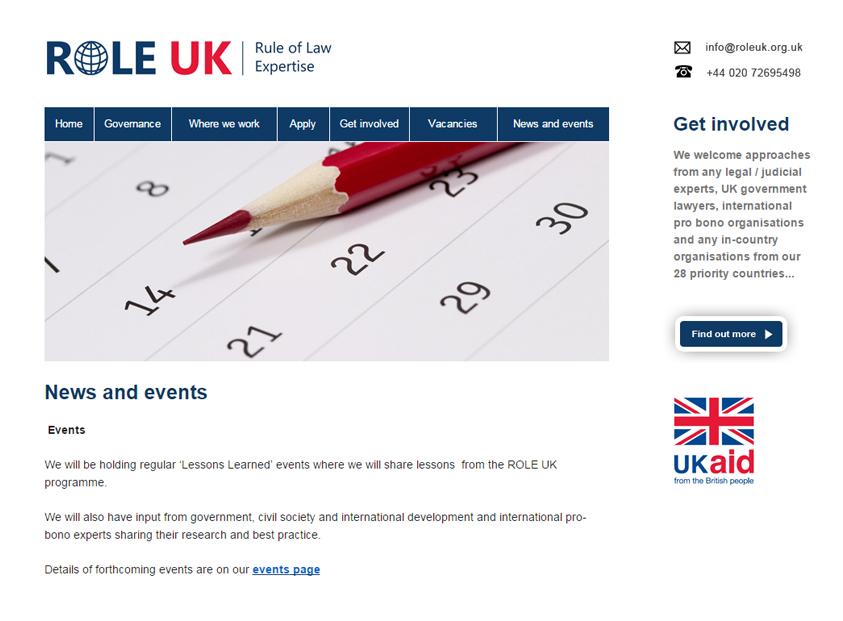 Role UK