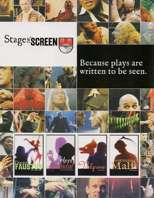 Stage on Screen 1