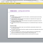 BT Construction PowerPoint slide