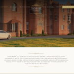 Danbury Palace development website