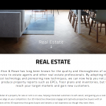 Clifton & Rowe - property management website 2