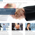 PRIME Bahrain website