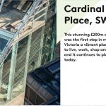 Cardinal Place property webpage - 2