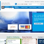 BUPA Arabia website