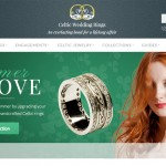 Celtic Wedding Rings webpage