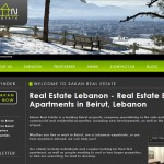 Sakan Real Estate website