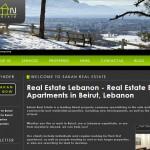 Sakan Real Estate website