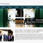 Zu'bi & Partners website