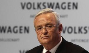 Martin Winterkorn - Volkswagen CEO