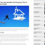 EJ Legal recruitment - blog post
