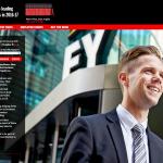 EY - graduate recruitment campaign