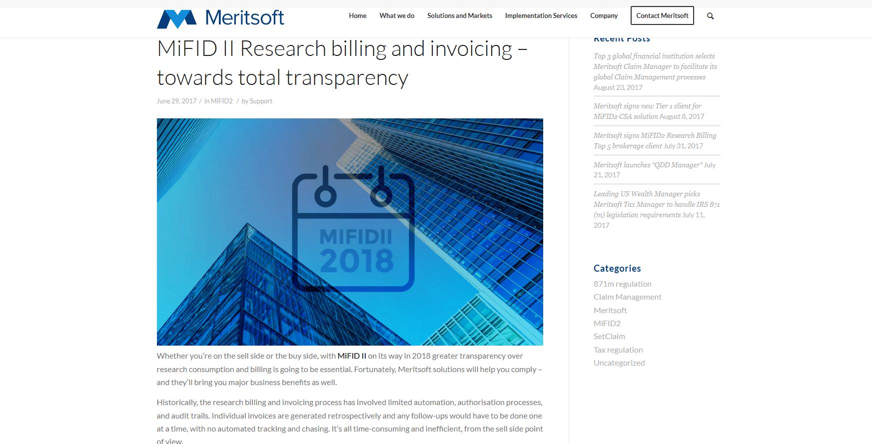 Meritsoft financial software - blogpost 3