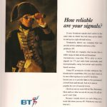 BT business advert