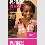 USPG charity brochure page