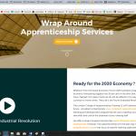 London Apprenticeship College website
