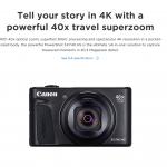 Canon web page
