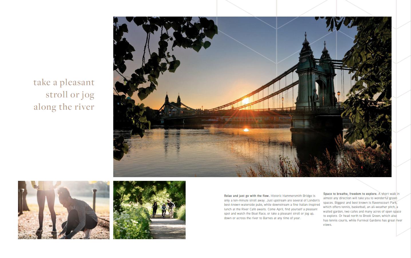 Sovereign Court, Hammersmith property brochure