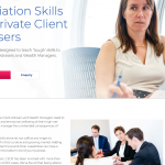 CEDR - mediation skills for HNW advisers