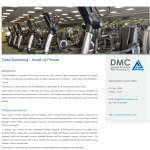 Delta Health & Fitness - web copy
