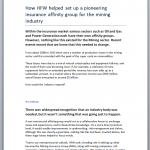 HFW Mining Law Case Study