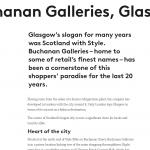 Landsec Property Buchanan Galleries