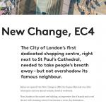 Landsec Property - New Change Case Study