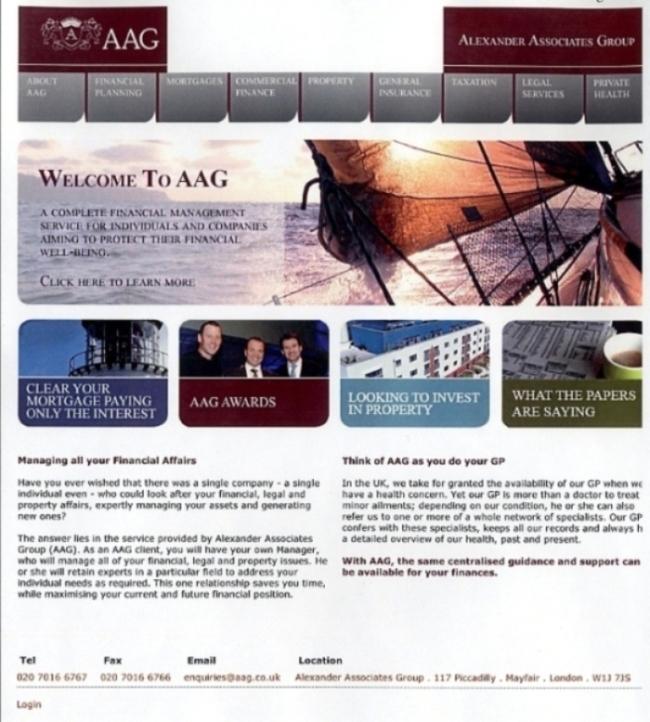 AAG website