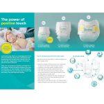 Pampers Preemies leaflet