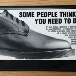 Royal Mail recruitment press ad