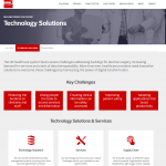CDW web content - healthcare technology