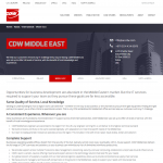 CDW Middle East - web copy