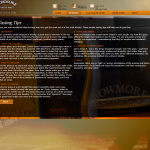 Bowmore Whisky website