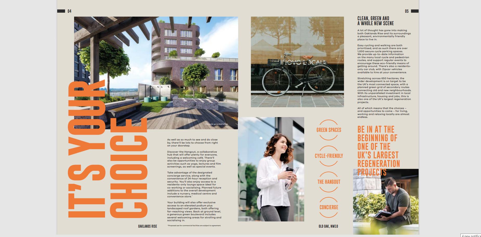 Oaklands Rise property brochure