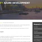 Azure web copy